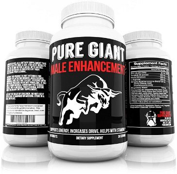 Pure Giant Male Enhancement
