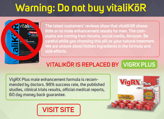 do not buy vitaliKoR