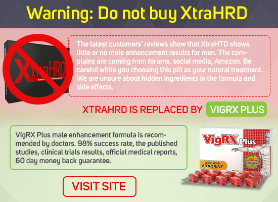 do not buy XtraHRD