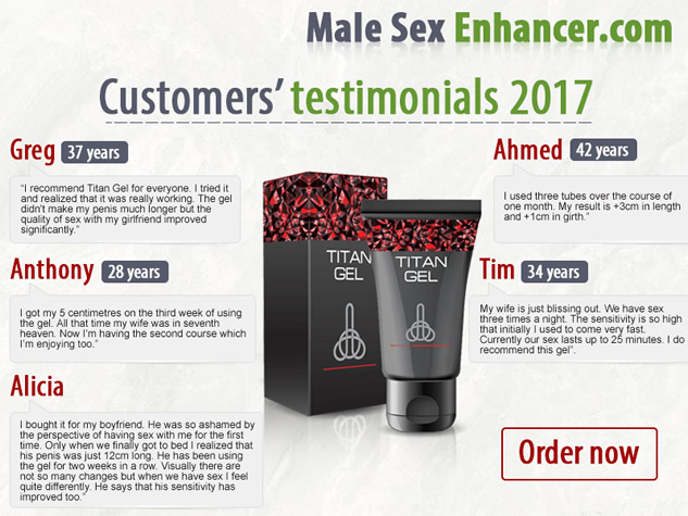 how to use titan gel for fast penis enlargement real review 2018